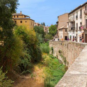 tour por el albaicin de Granada
